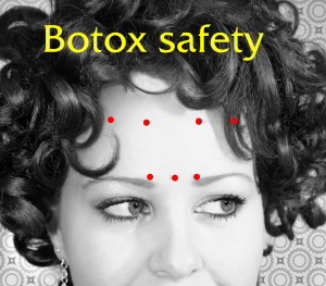 Botox for Migraine Safety