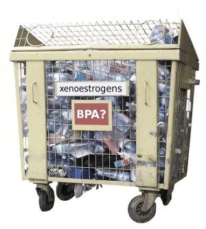 BPA and xenoestrogens - Migraine risk?