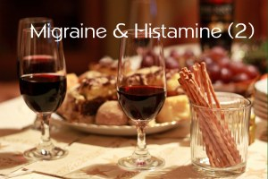 Migraine and Histamine - part 2