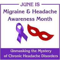 June is Migraine Awareness Month