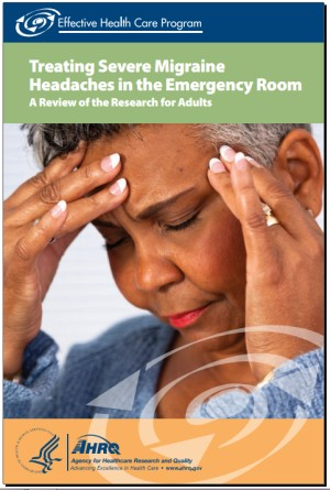 Treating Severe Migraine Headaches in the Emergency Room