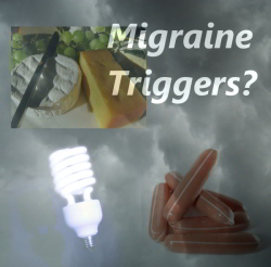 Migraine Triggers?  What do the headlines say?