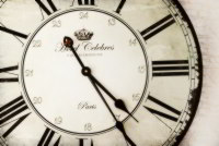 Time clock - does time slow down for migraineurs?