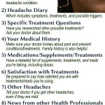 10 Things to Tell Your Doctor