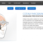 Cefaly: Now Available in the USA (for less)