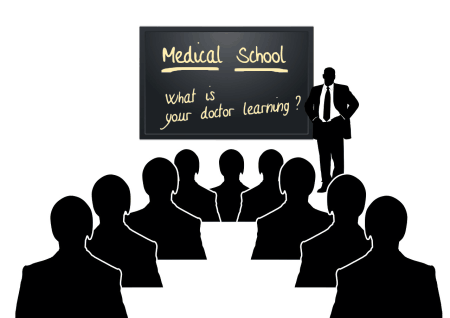 Medical School - what is your doctor learning?