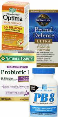 Best brands of probiotics