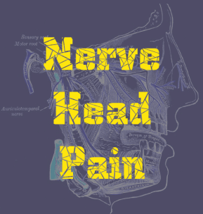 Nerve pain in the head