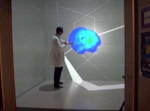 Your brain on the holodeck